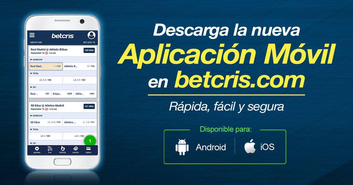 App Betcris