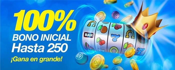 Promo de casino betcris