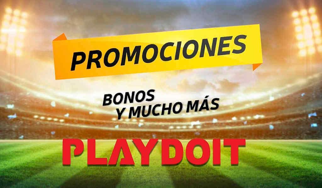 código promocional Playdoit México
